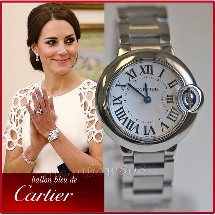 【人気☆キャサリン妃愛用】Cartier BALLON BLEU DE CARTIER